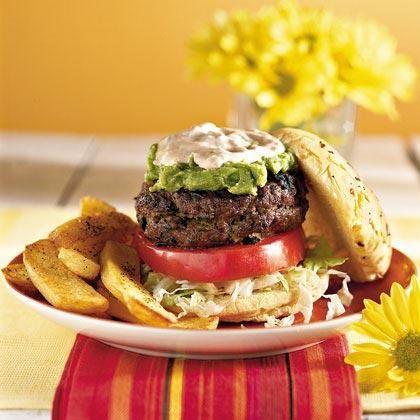 Our Favorite Stuffed Burger Recipes | MyRecipes.com