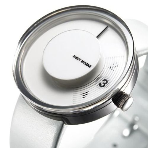 Yves Behar watch for Issey Miyake. My next watch