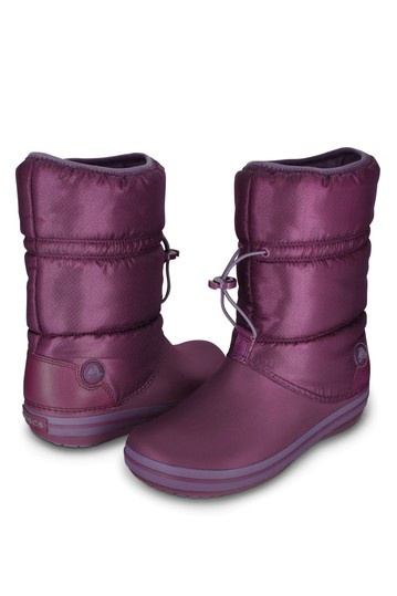 Crocs Crocband Winter Boot - I have these and are awesome for waterproof boots!