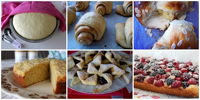 Finnish recipes from cake crumbs & beach sand