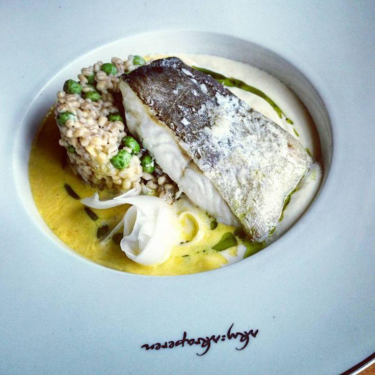 #restaurant #ulriken #skyskraperen #bergen #Norway #Mountain #fish #lunch