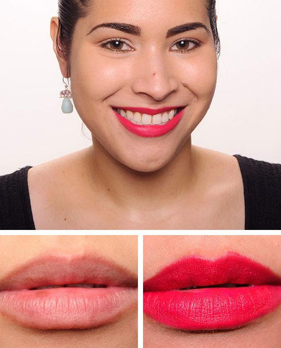 MAC Relentlessly Red Lipstick
