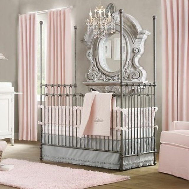 Beautiful Baby Rooms: 17 Best Images About Luxury Baby Nurseries On Pinterest
