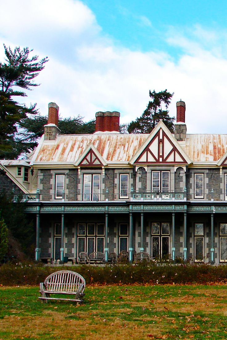 Delaware | USA | Haunted Places | Ghosts | Haunted Mansion | Rockwood Manor | Historic Houses | Attractions | Ghost Tours | Spooky Spots | Destinations | Explore