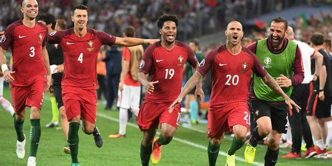 Después de jugar más de 90 minutos sin Cristiano Ronaldo, Portugal da la campanada y le gana la Eurocopa a Francia después de un gol de Éder en la prórroga.