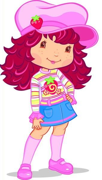 Strawberry Shortcake is the apocalypse. (But Dora is even worse she's the end of the universe!)