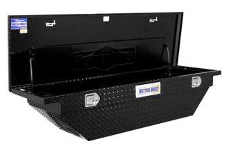 """Better Built® - Crown Series 61.5"""" Wedge Low Profile Crossover Single Lid Tool Box"""