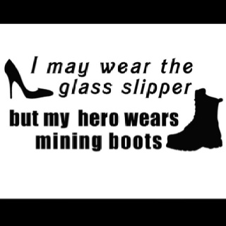 I love my coal miner <3
