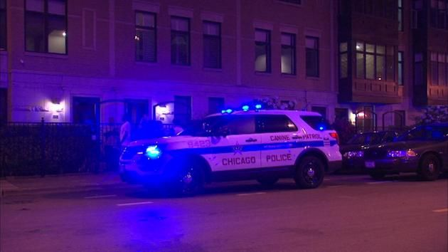 Chicago police officer shot in South Loop saved by partner's quick thinking | abc7chicago.com