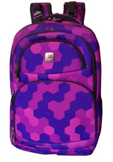 Tas Laptop Polo Classic 1196 - Purple