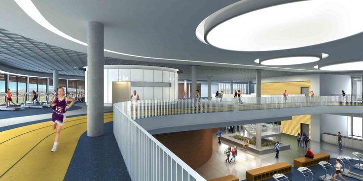 University of California Riverside Student Recreation Center Expansion / Cannon Design