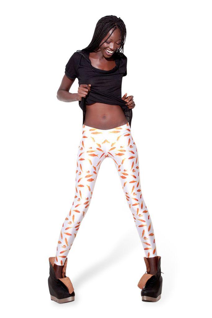 Goldfish Leggings – Black Milk Clothing