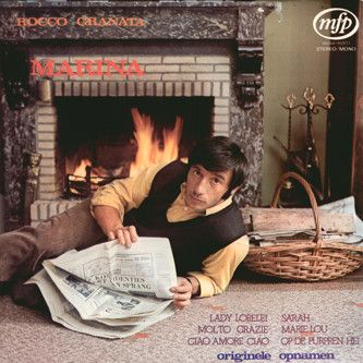 Rocco Granata - Marina (Vinyl, LP) at Discogs
