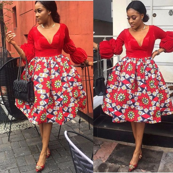 In the last few years, Ankara styles gown has become a staple in every Nigerian woman's wardrobe. Now you can see celebrities, fashion bloggers, and thousands of other ladies sporting beautiful Ankara styles 2017.Ankara is available in versatile bright co