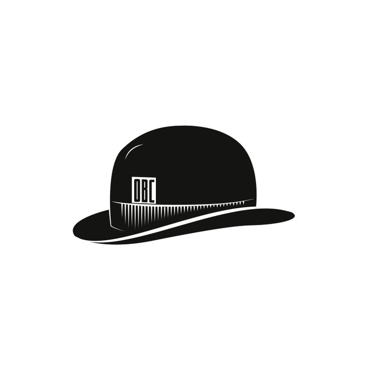 ... Downtown Holland - Logo - Craft Beer - Michigan Brewery - BOWLER HAT