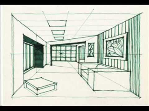 how to draw a complex room 050409