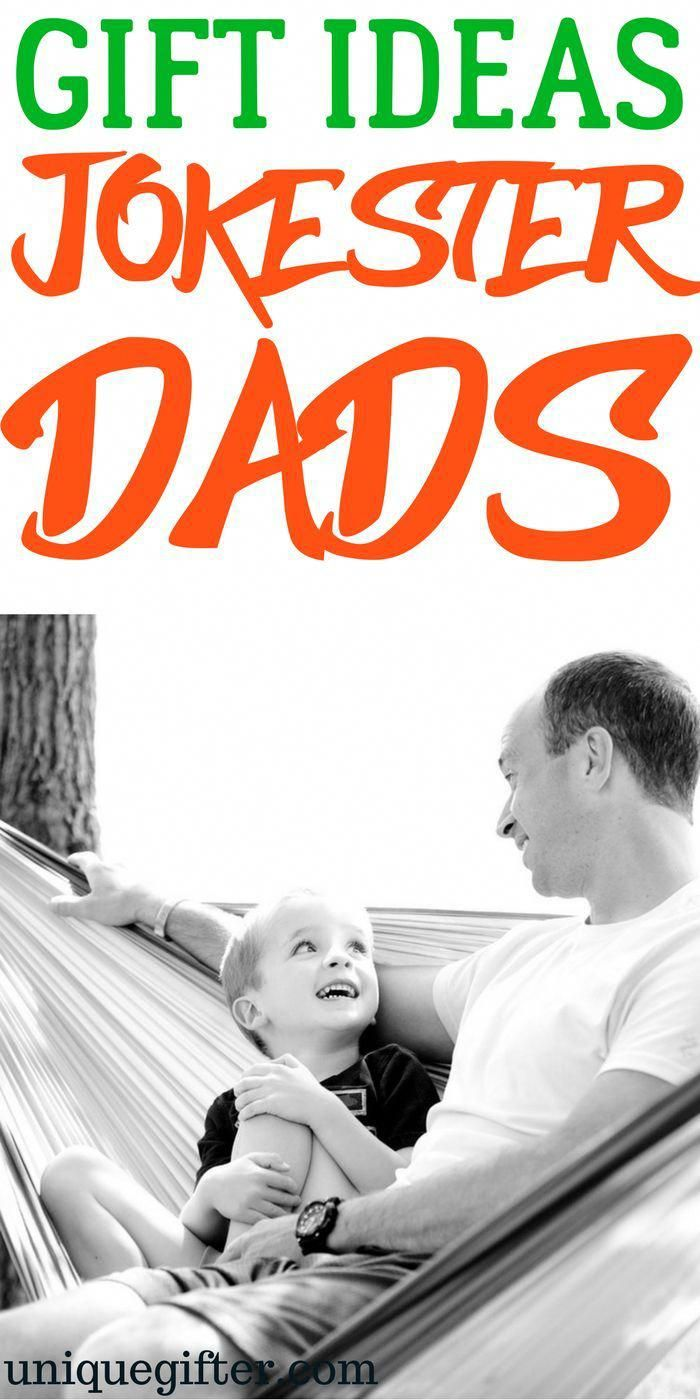 Gift Ideas for Jokers Dads | Funny Gifts for Dads | Humorous Birthday Gifts for Dads | Gag Christmas Presents for Fathers | April Fools Ideas for Parents ...