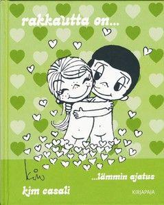 Rakkautta on... ... lämmin ajatus.  Hobby Box - Vuodatus.net