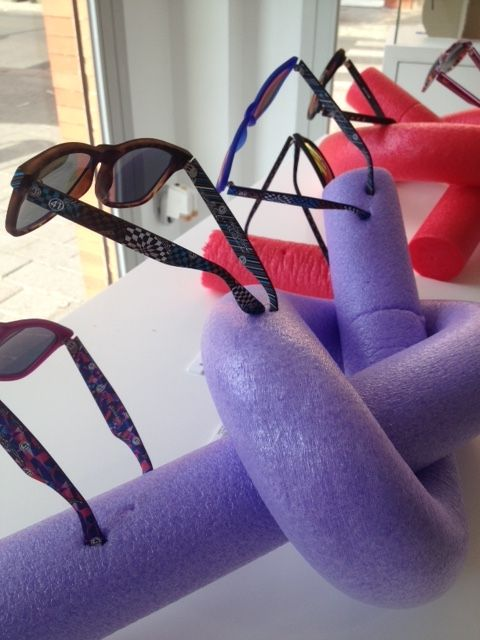 Pool Noodles For Eyewear Display Eyewear Acrylic In