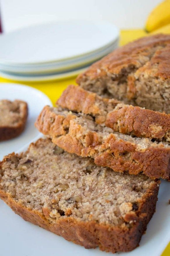 The Most Amazing Banana Bread Queenslee Appetit Banana Bread Recipe Moist Banana Nut Bread Recipe Buttermilk Recipes