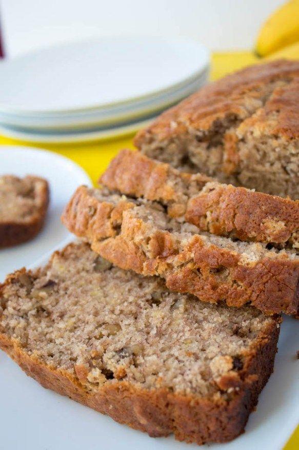The Most Amazing Banana Bread Queenslee Appetit Banana Bread Recipe Moist Banana Nut Bread Recipe Buttermilk Recipes