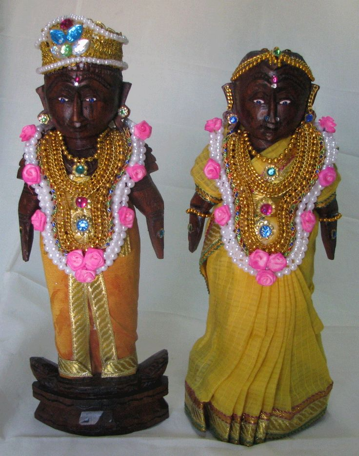 Starting a golu doll collection