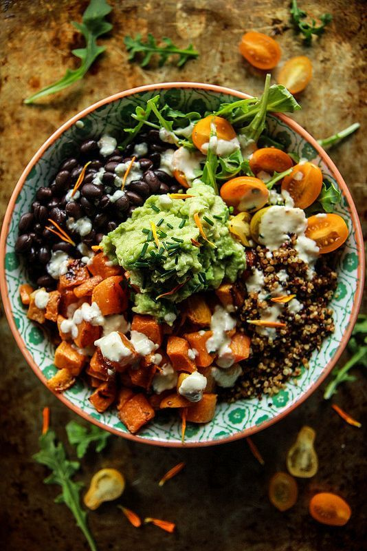 17 Healthy Grain Bowls That Will Fill You Up