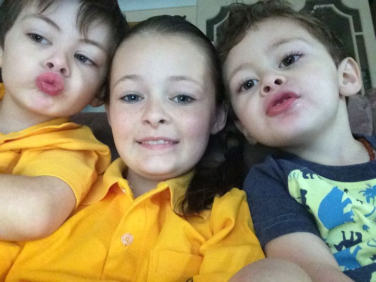 My cute brothers