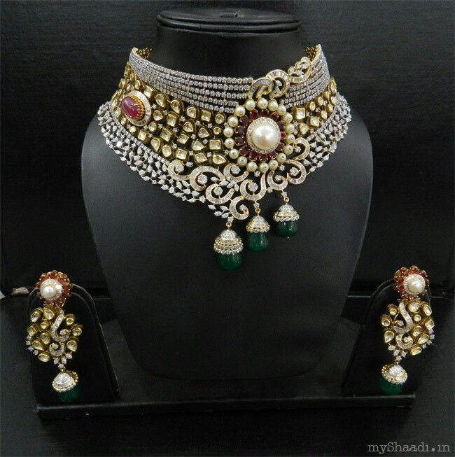 166 Best Bridal Jewellery Collections Images On Pinterest: 239 Best Images About Pakistani Bridal Jewelry On