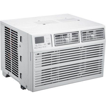 TCL Energy Star 12,000 BTU 115V Window-Mounted Air Conditioner with Remote Control, White