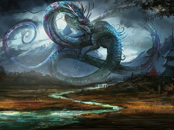 Cool Dragons Wallpapers for You Mythical Creatures