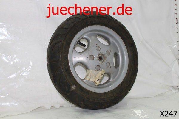 Vespa ET2 Hinerrad Reifen Felge