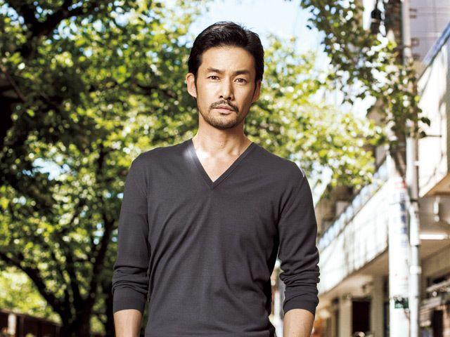 竹野内豊 Yutaka Takenouchi