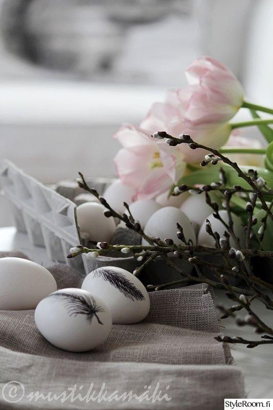 pääsiäinen,pääsiäismunat,Tee itse - DIY,pääsiäiskoriste,pääsiäiskoristeet