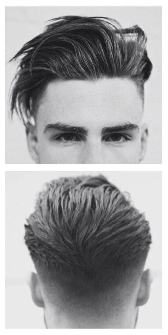 men / Männer - haircut / Haarschnitt - pure hairstyle - wir schaffen kreative Frisuren - verwöhnen mit aktuellen Frisurentrends 2016 - Experten für Haarverlängerung - ihr Friseur in Aalen - we are digital - mit Temin/ohne Termin - Haircut Aalen - See you soon - www.enjoyhairstyling.de - Uploaded by user