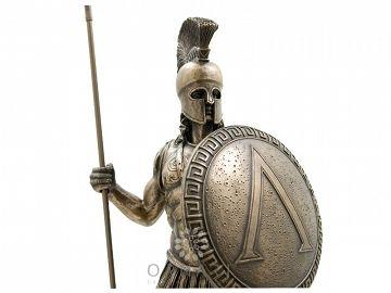 Spartański wojownik z tarczą z kolekcji Veronese