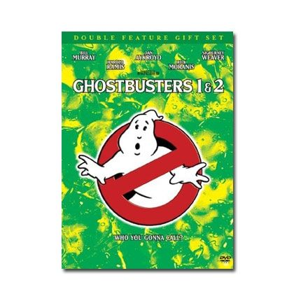 Ghostbusters DVD set.  Love these movies!