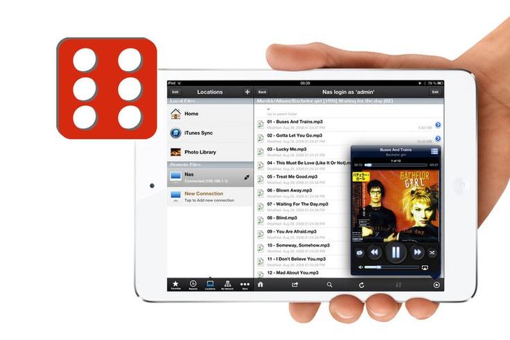 Sjelden har vi blitt så imponert over en iPad-app. Alle med store mediesamlinger på PC-en vil ha stor nytte av Remote Files.