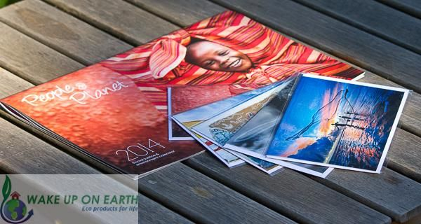 People & Planet 2014 Eco Calendar and Holiday Greeting Card Set. Available now at http://www.wakeuponearth.com/p/8743672/people-planet-2014-eco-calendar-and-holiday-greeting-card-set.html