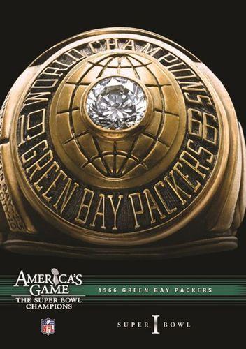 NFL: America's Game - 1966 Green Bay Packers - Super Bowl I [DVD]