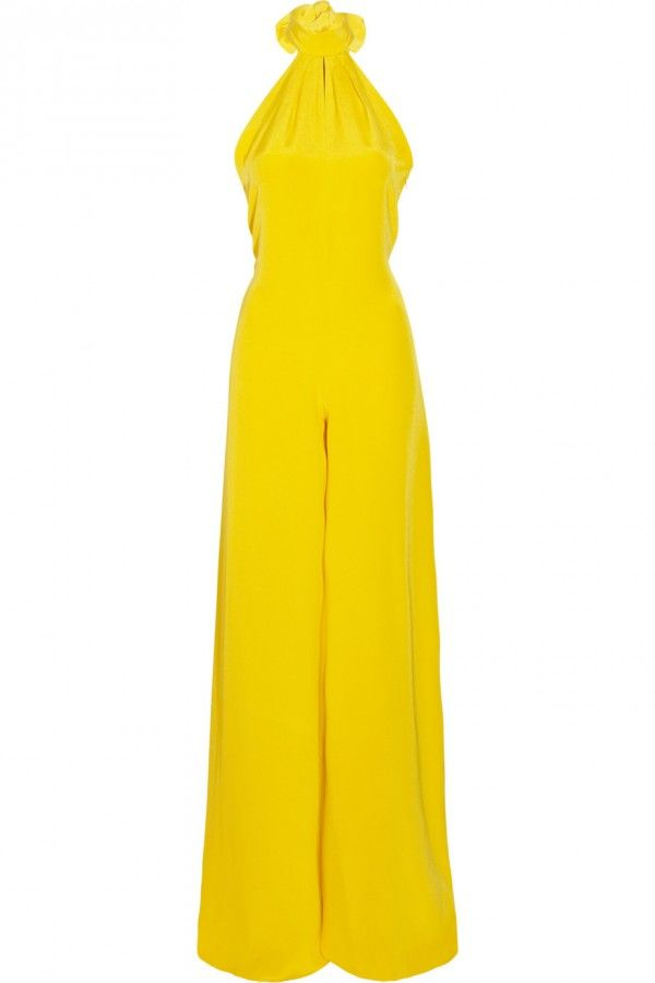 17 Best ideas about Yellow Jumpsuit on Pinterest | Jumpsuits ...
