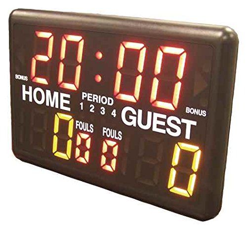 TableTop Scoreboard  //Price: $ & FREE Shipping //     #sports #sport #active #fit #football #soccer #basketball #ball #gametime   #fun #game #games #crowd #fans #play #playing #player #field #green #grass #score   #goal #action #kick #throw #pass #win #winning