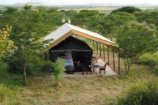 Dream Destinations (Regenwaldreisen): Serengeti Tanzania Bush Camp in Tansania
