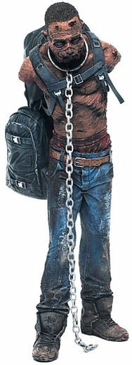 McFarlane Toys Walking Dead TV Series 3 Action Figure Michonne's Pet Zombie 2 [Removable Jaws & Arms] New!