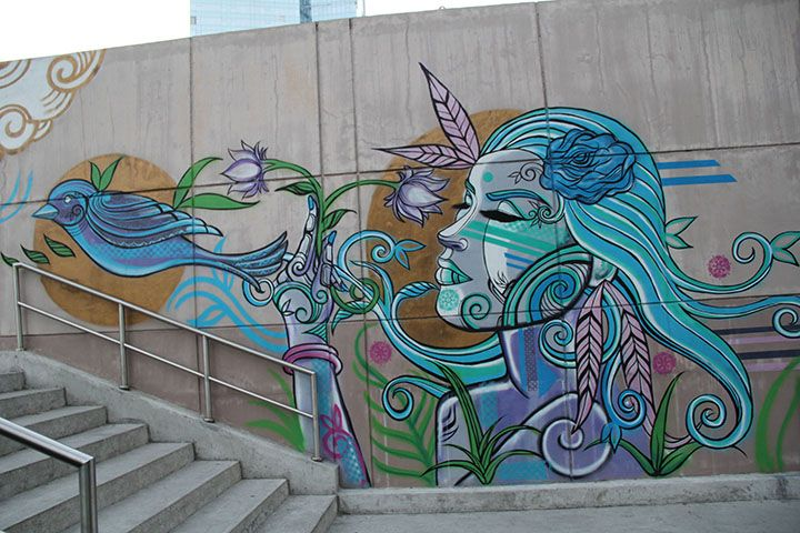 10 Best Places to View Street Art in Manila - Fort Bonifacio