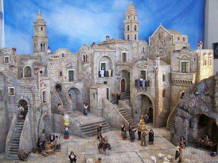 12 Days To Christmas 12of12 - Basilicata, Italy, Christmas Nativity, Presepe