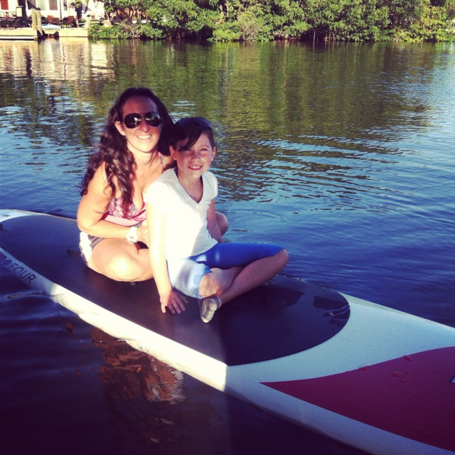 Take mum out on a Stand up paddle board for Mother's Day