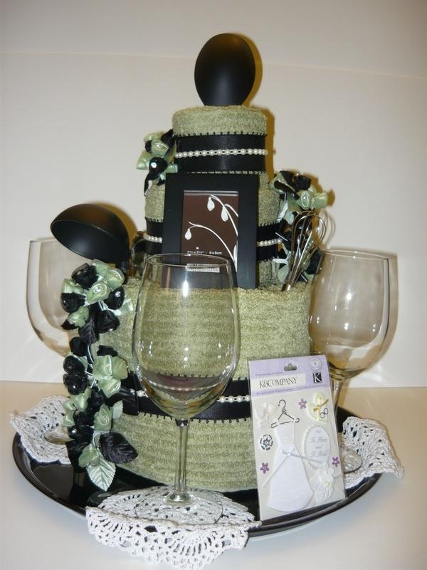 Wedding Gift Craft Ideas Pinterest : hollywood wedding wedding crafts wedding ideas shower towel wedding ...