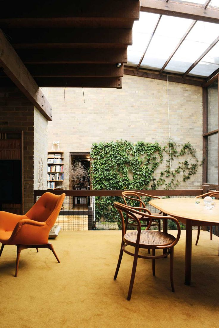 Featherstone house - Robin Boyd modernist architecture - 1967