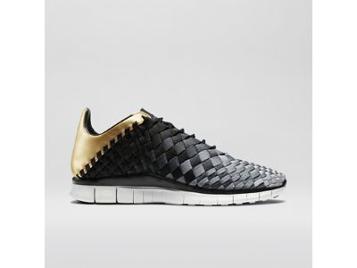 Nike Free Inneva Woven N7 Men's Shoe Black/Cool Grey/Wolf Grey ...